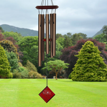 Encore Chimes of Polaris - Bronze musical scale