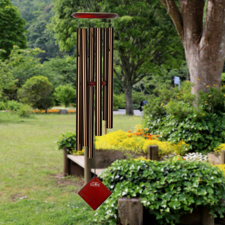 Encore Chimes of Earth - Bronze musical scale