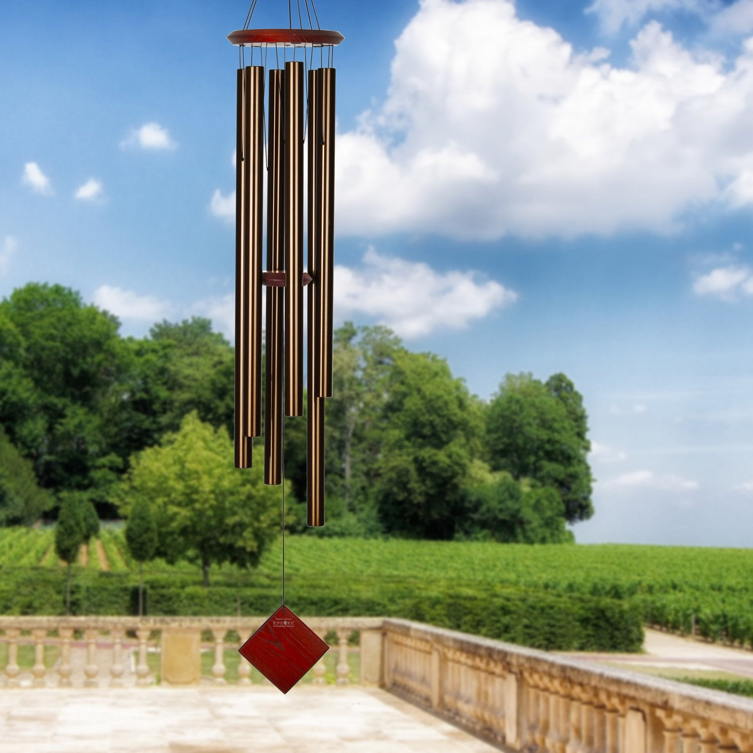 Encore Chimes of Neptune - Bronze lifestyle image
