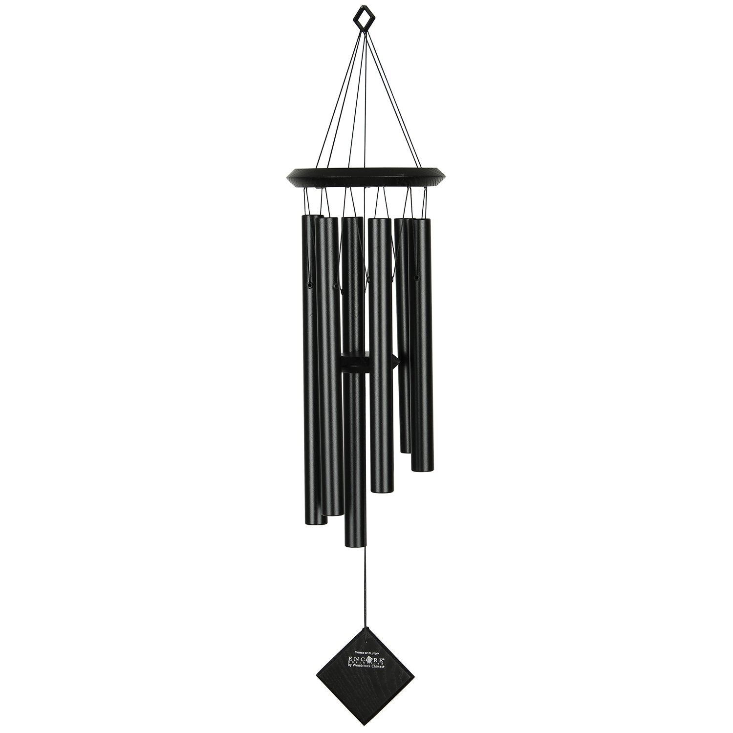 Chimes of Pluto - Black/Black full product image