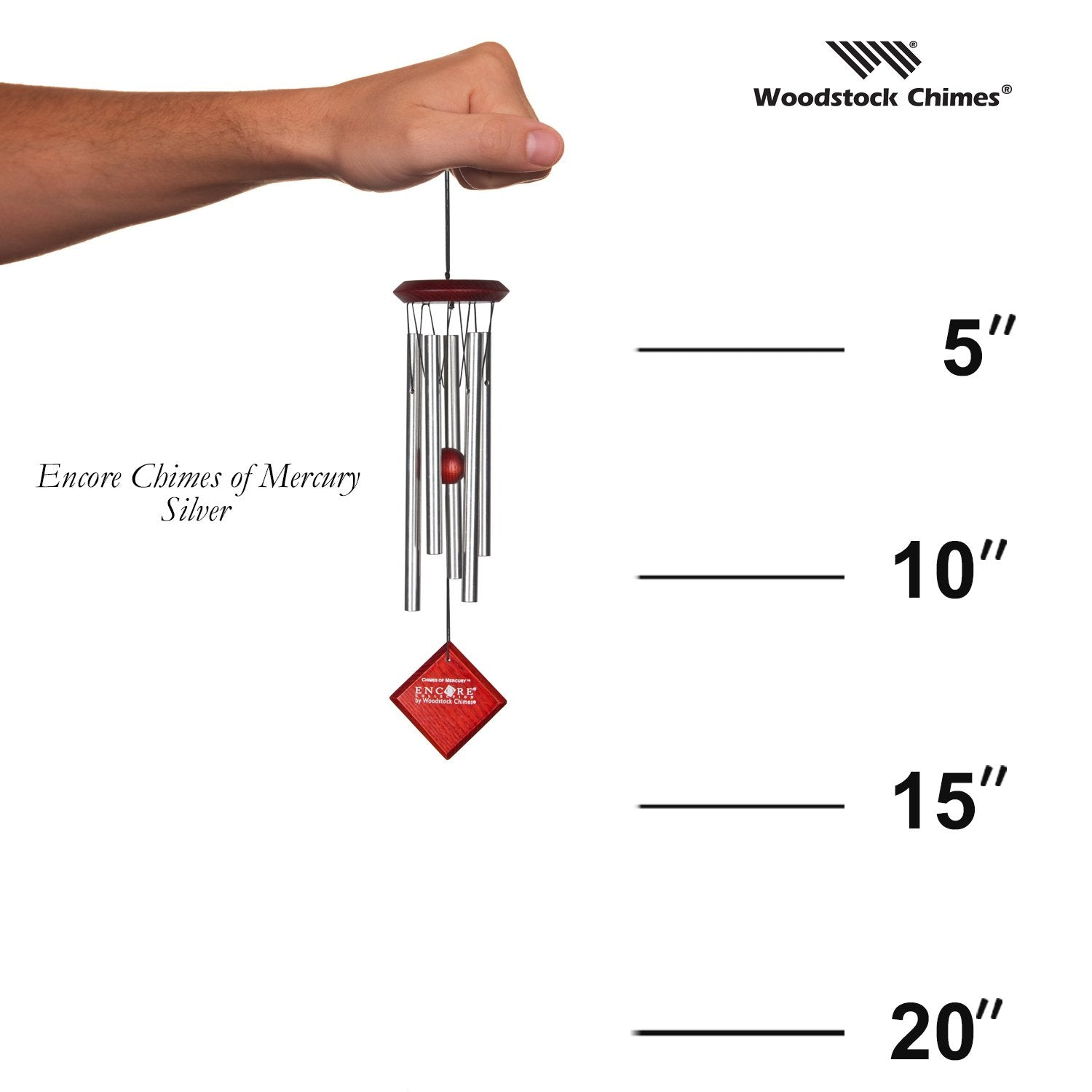Encore Chimes of Mercury - Silver proportion image