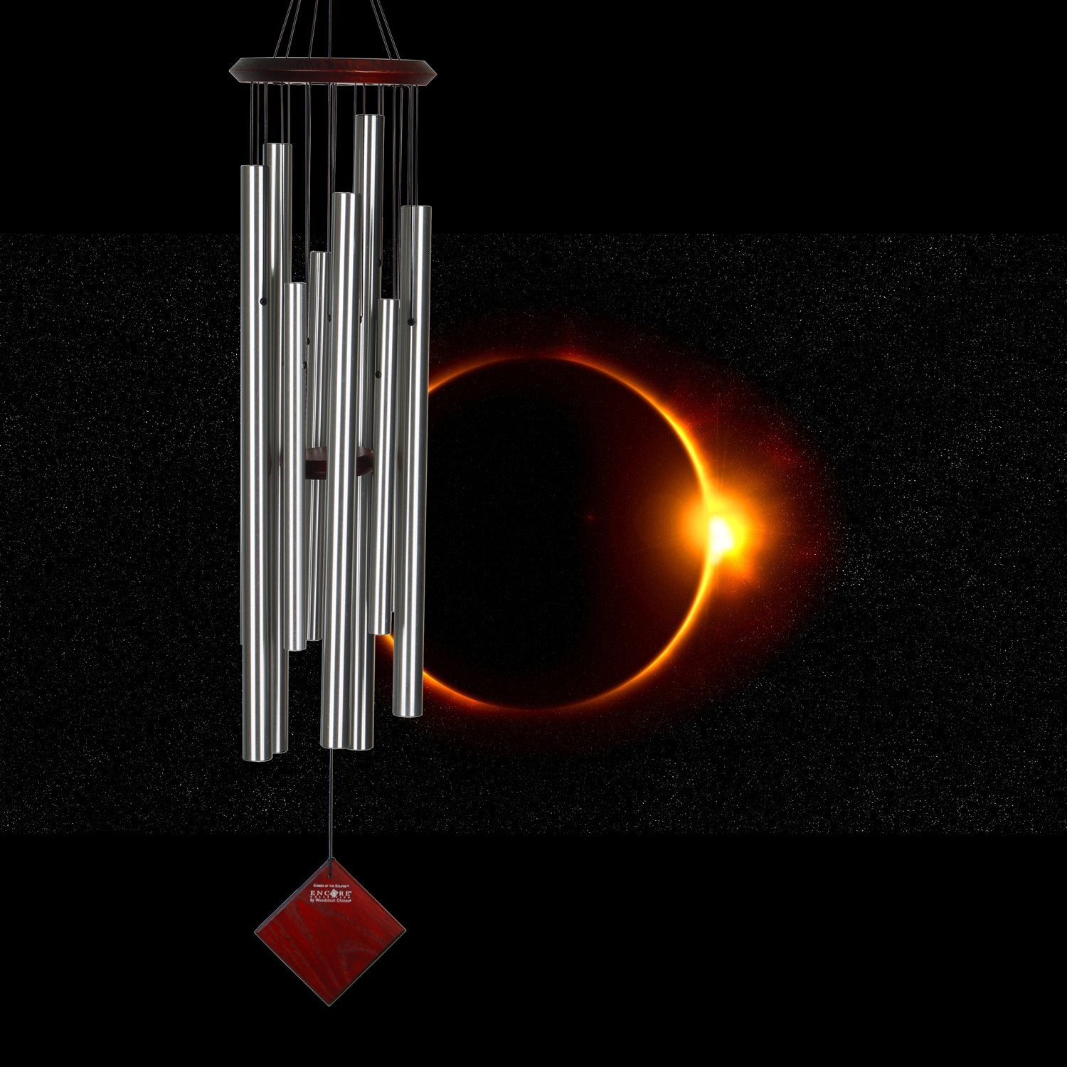 Encore Chimes of The Eclipse - Silver lifestyle image