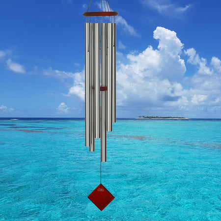 Encore Chimes of Neptune - Silver musical scale