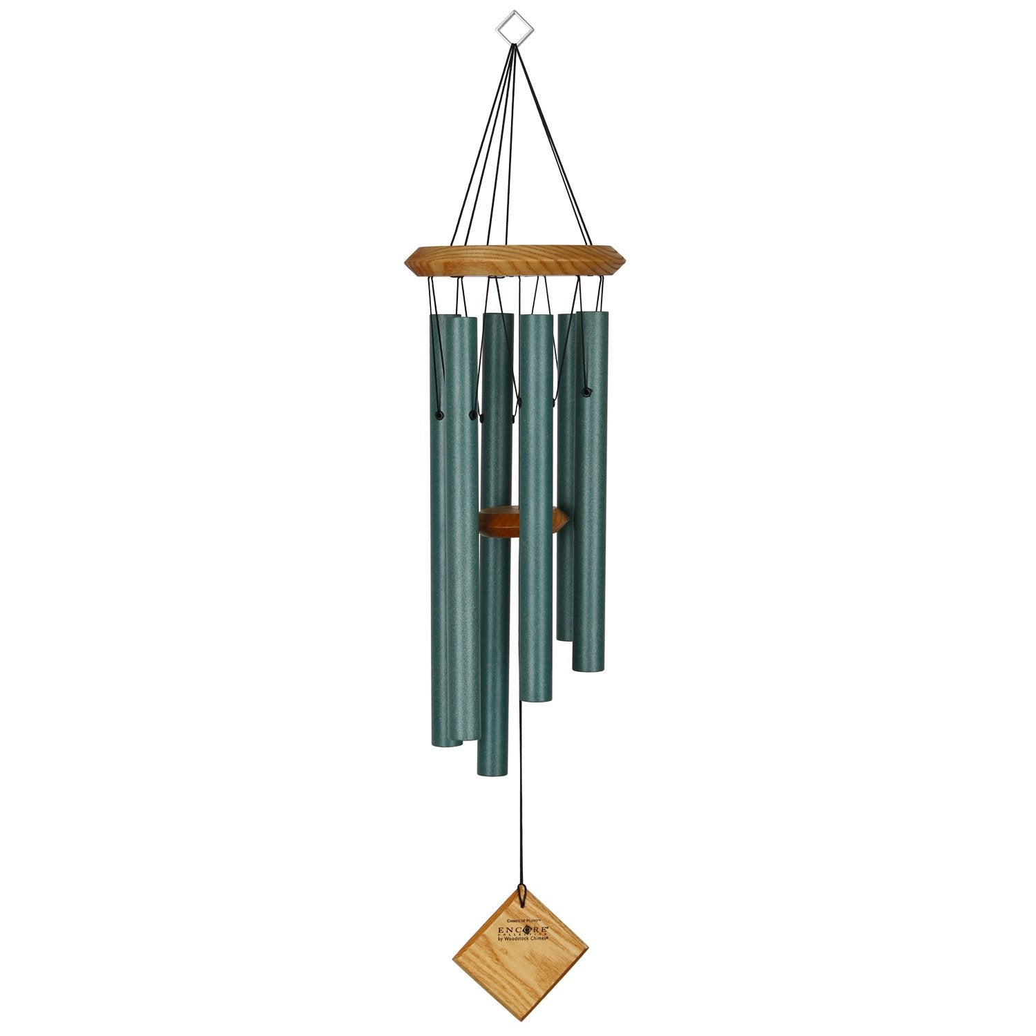 Encore Chimes of Pluto - Verdigris full product image