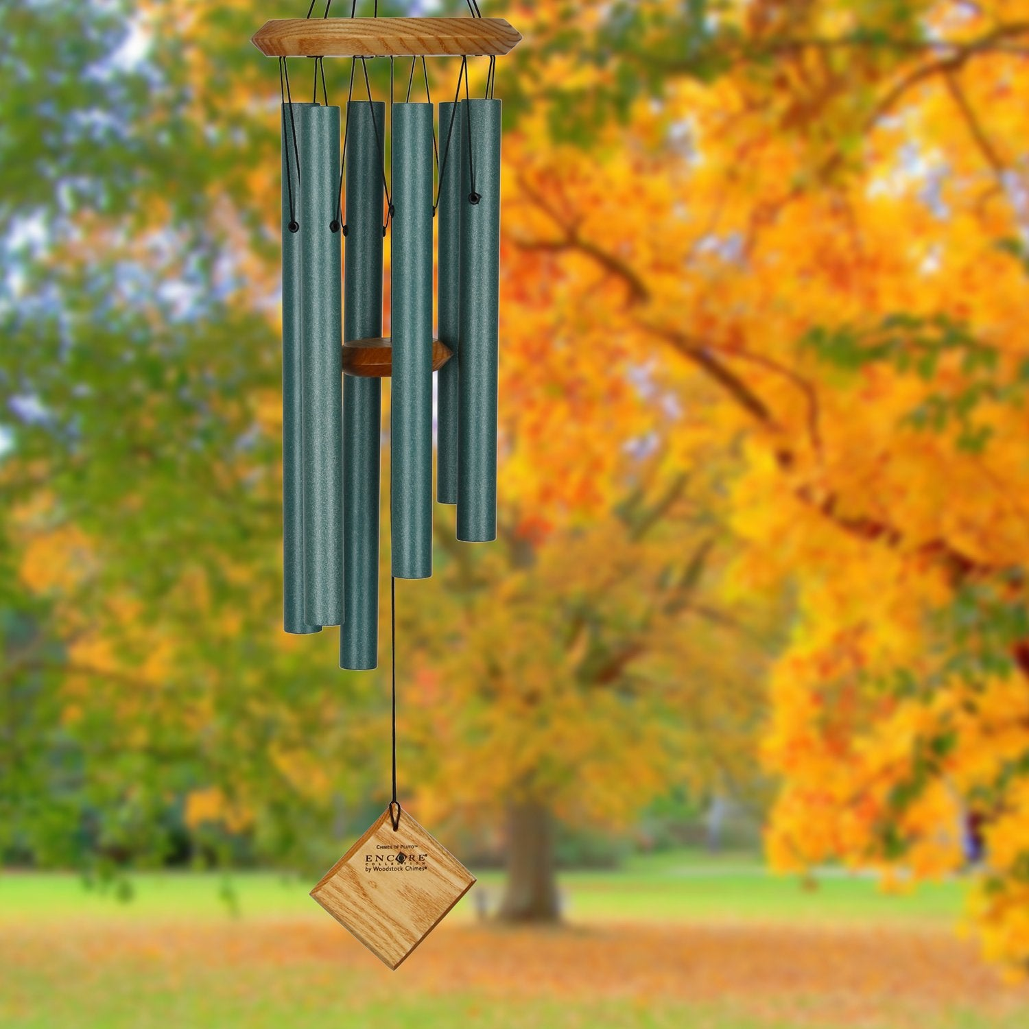 Encore Chimes of Pluto - Verdigris lifestyle image
