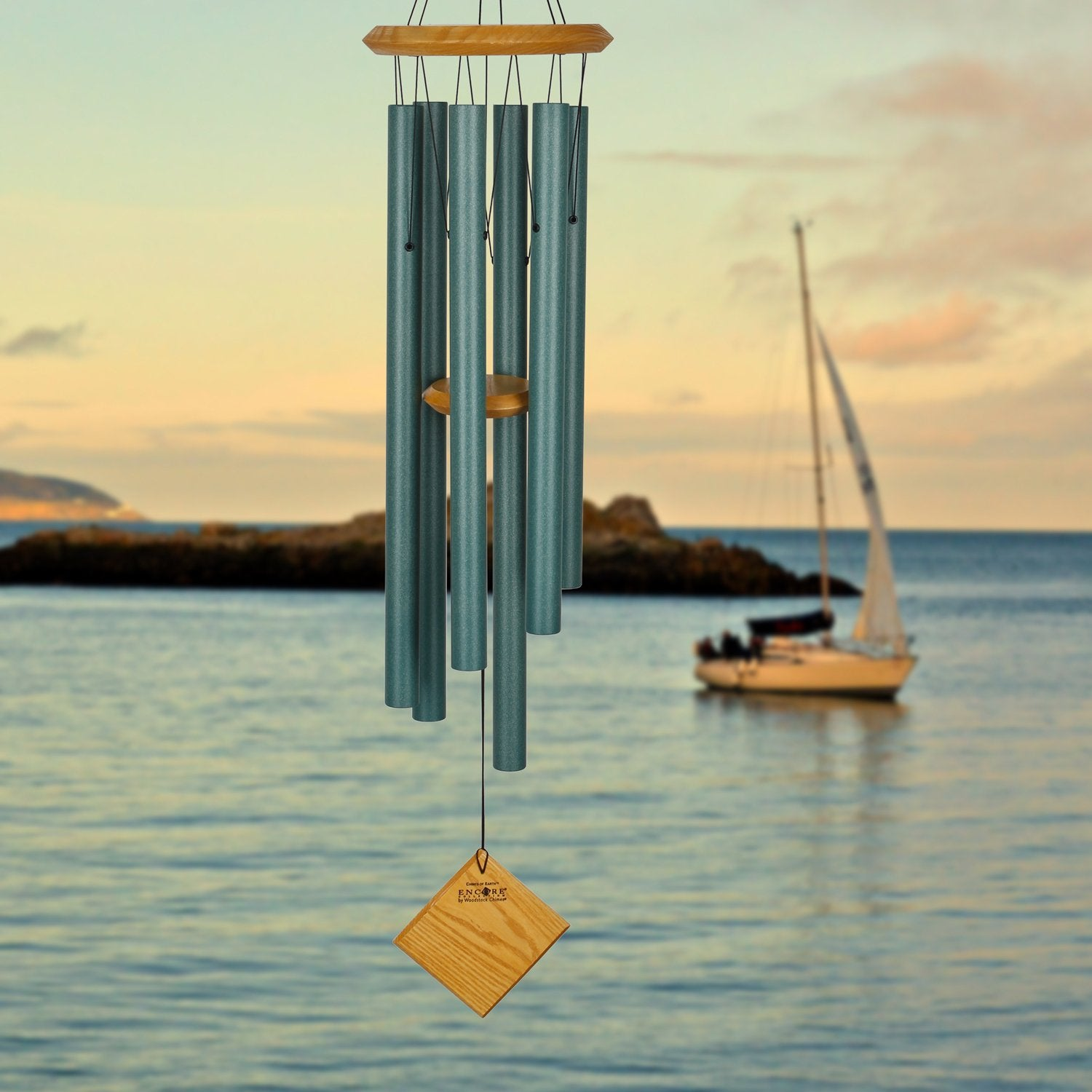 Encore Chimes of Earth - Verdigris lifestyle image