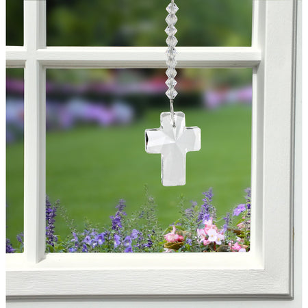 Crystal Cross Suncatcher - Radiance proportion image
