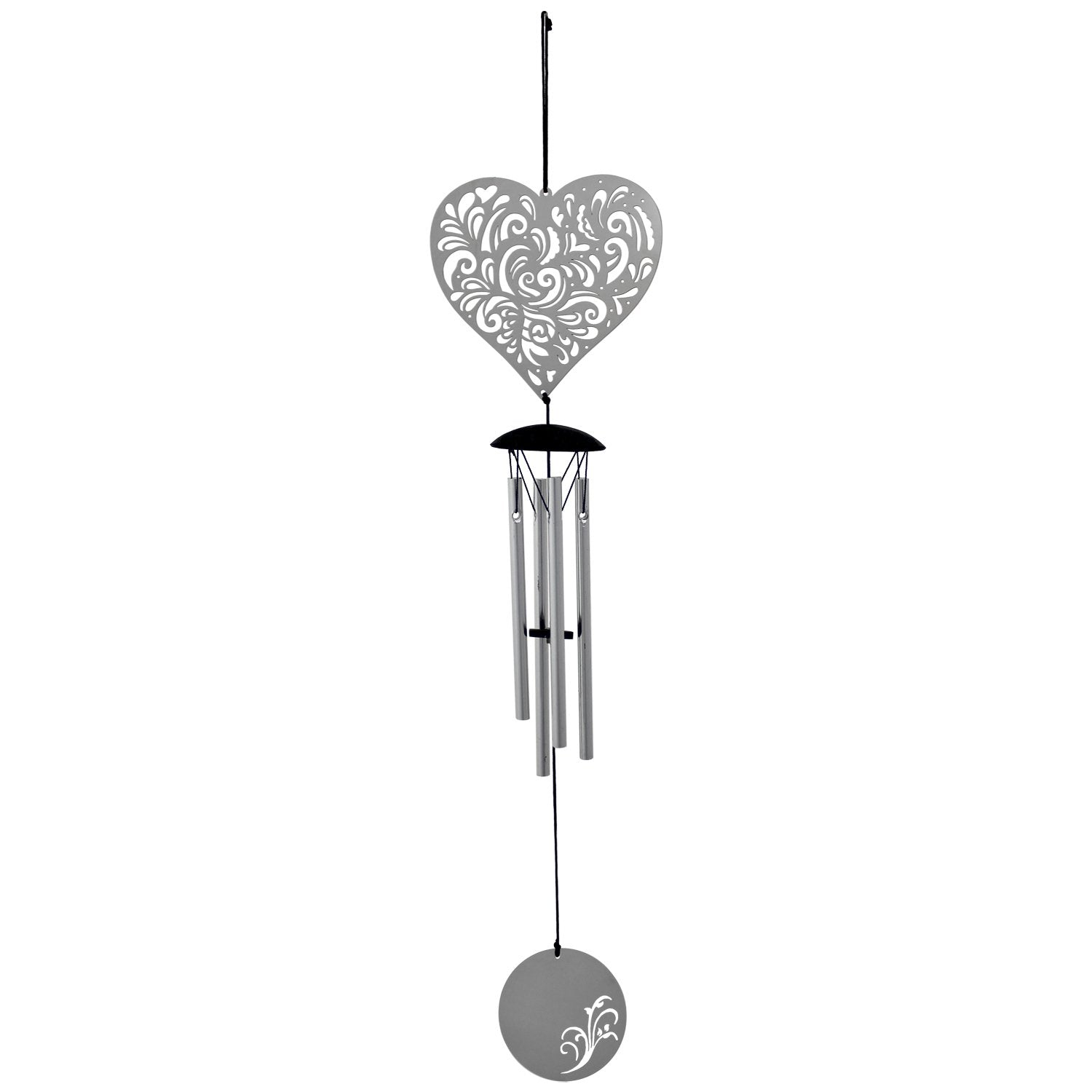 Flourish Chime - Heart full product image