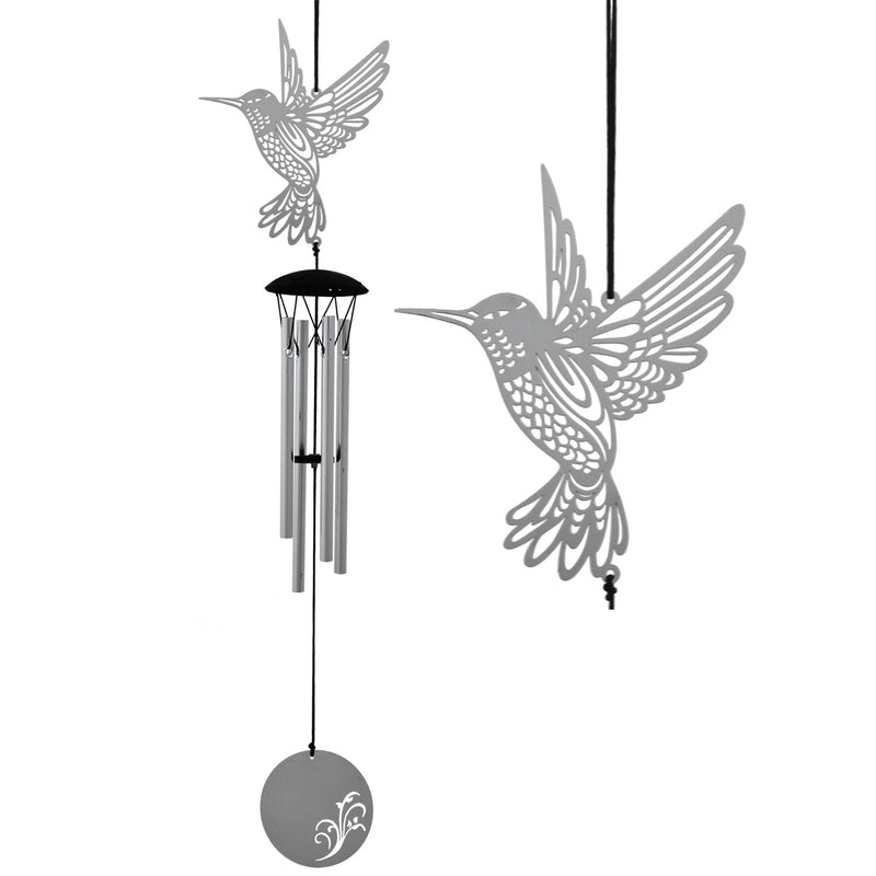 Flourish Chime - Hummingbird main image
