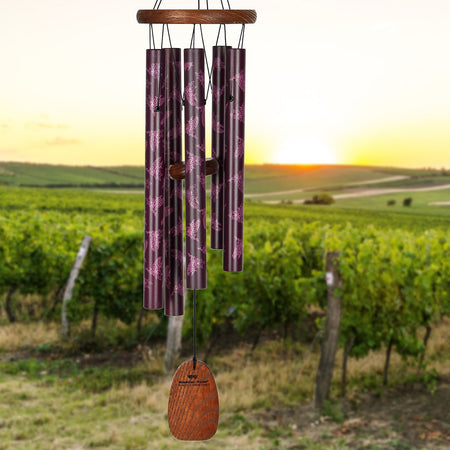 Garden Chime - Grapes musical scale