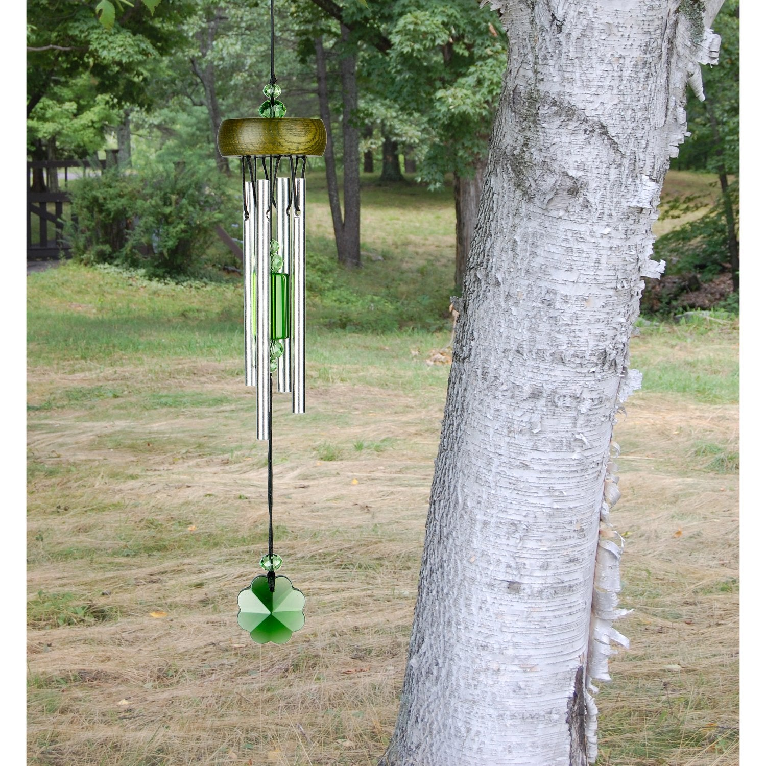 Gem Drop Chime - Shamrock lifestyle image