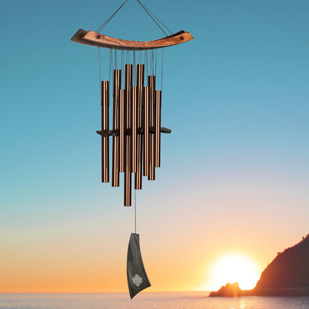 Healing Chime - Bronze musical scale
