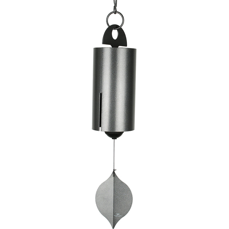 Heroic Windbell - Large, Antique Silver main image
