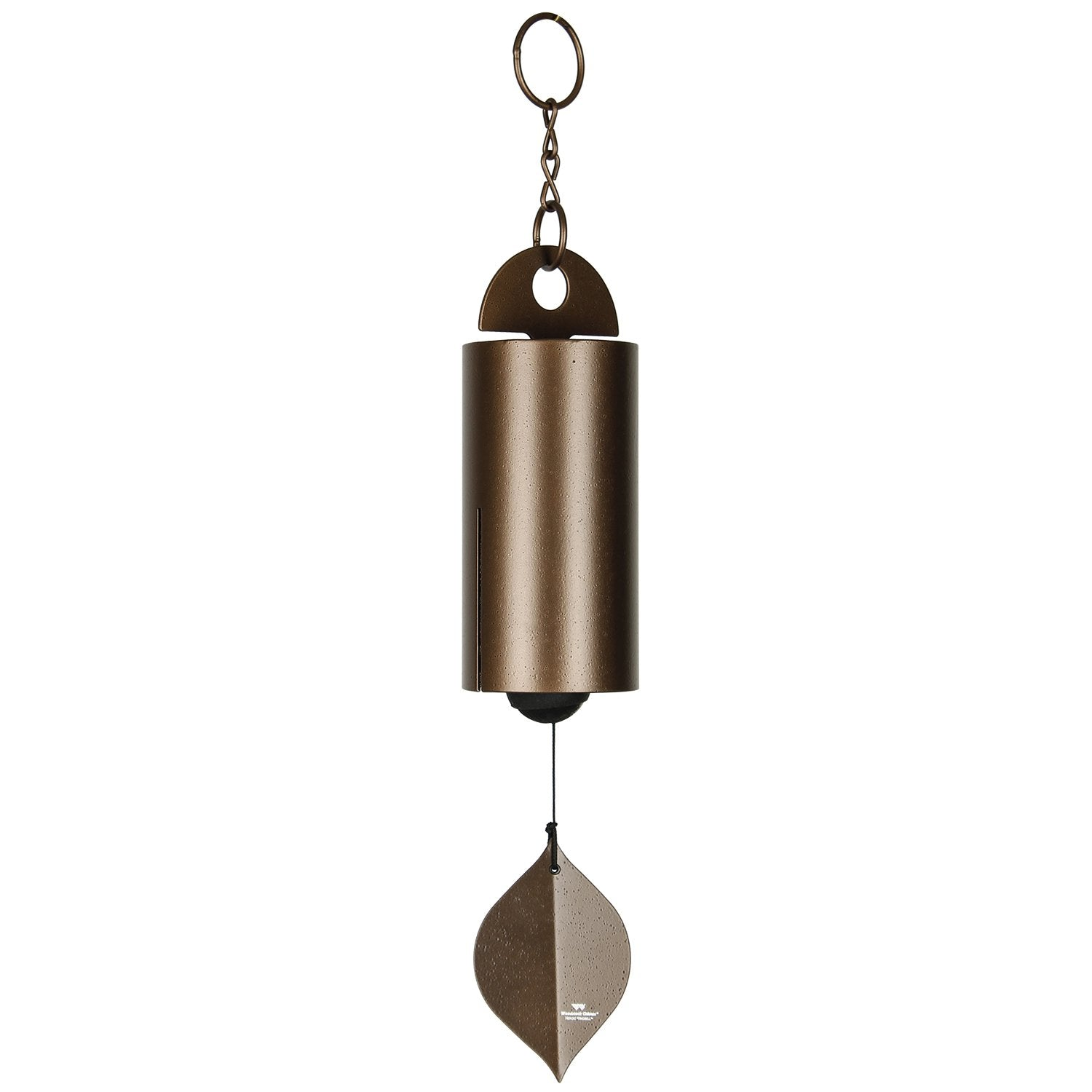 Heroic Windbell - Medium, Antique Copper full product image