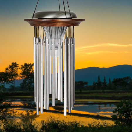 Illumination Solar Chime proportion image