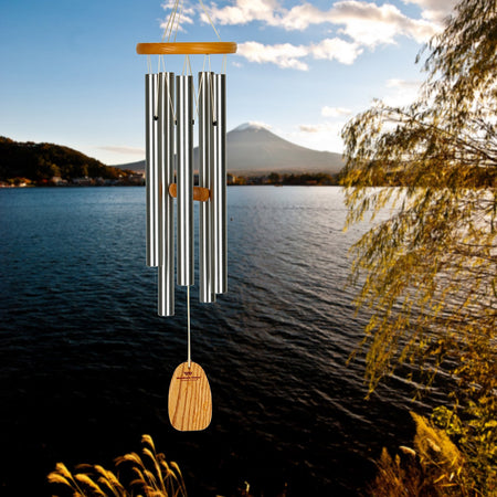 Chimes of Kyoto musical scale