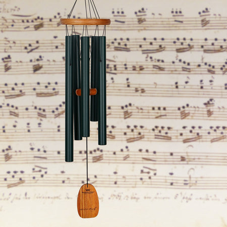 Chimes of Mozart - Medium musical scale
