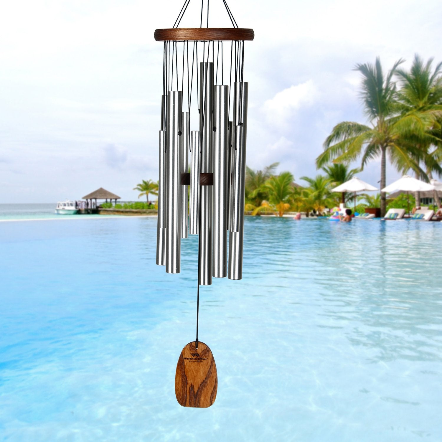 Magical Mystery Chime - Calypso Island lifestyle image
