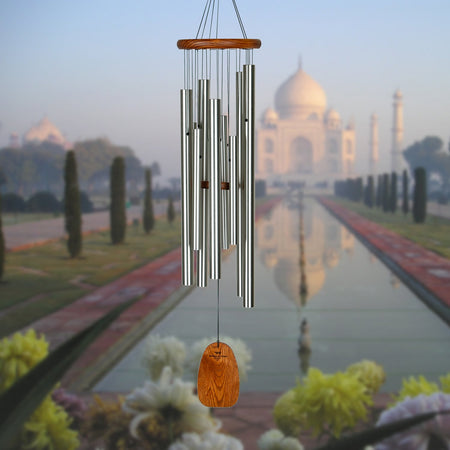 Magical Mystery Chime - Taj Mahal musical scale