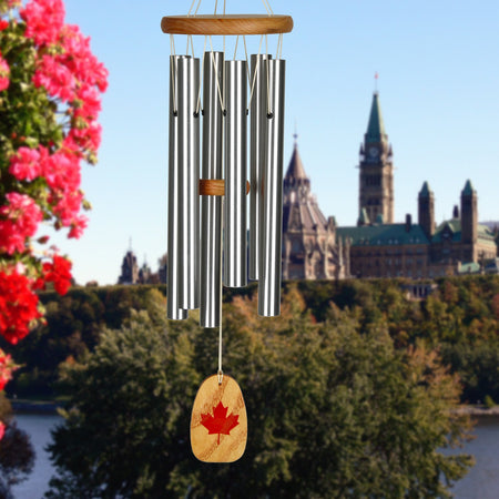 O Canada Chime musical scale