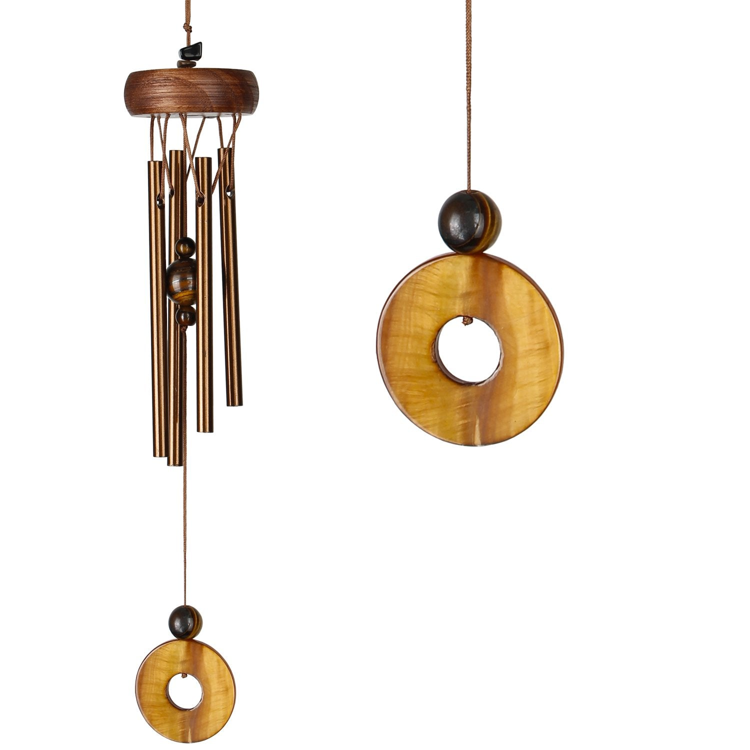 Precious Stones Chime - Tiger's Eye main image