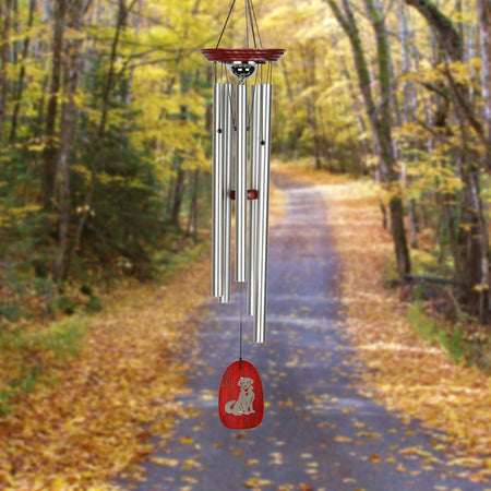 Pet Memorial Chime - Dog musical scale