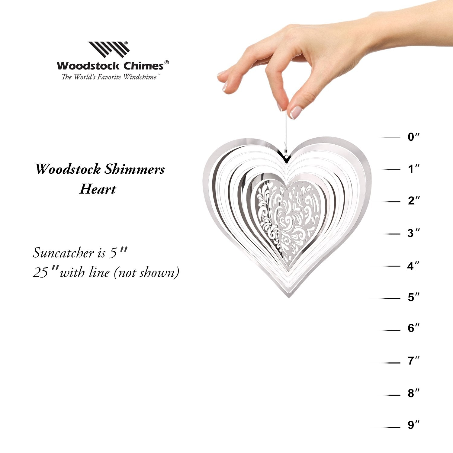 Shimmers - Heart proportion image