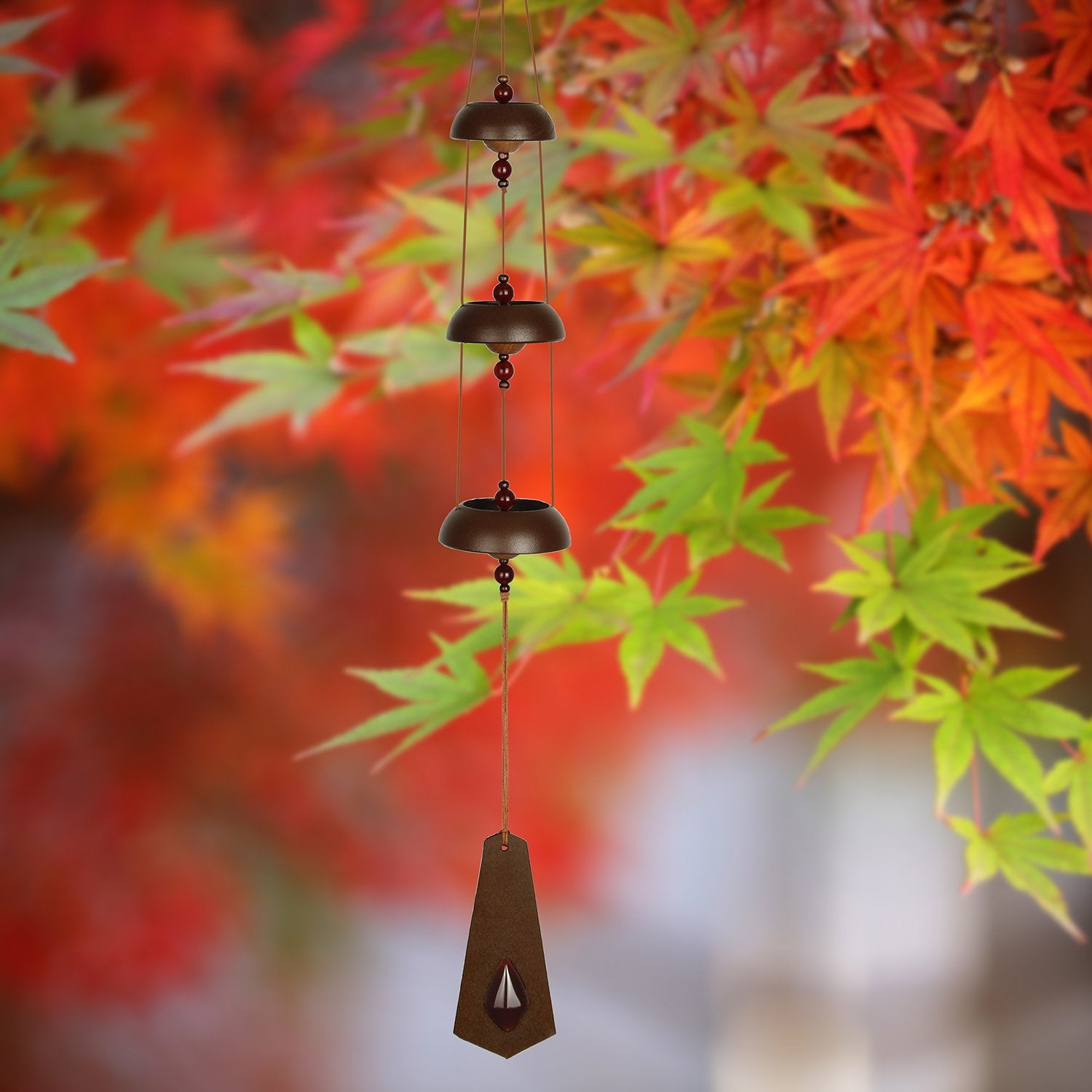 Woodstock Temple Bells - Rustic, Amber lifestyle image