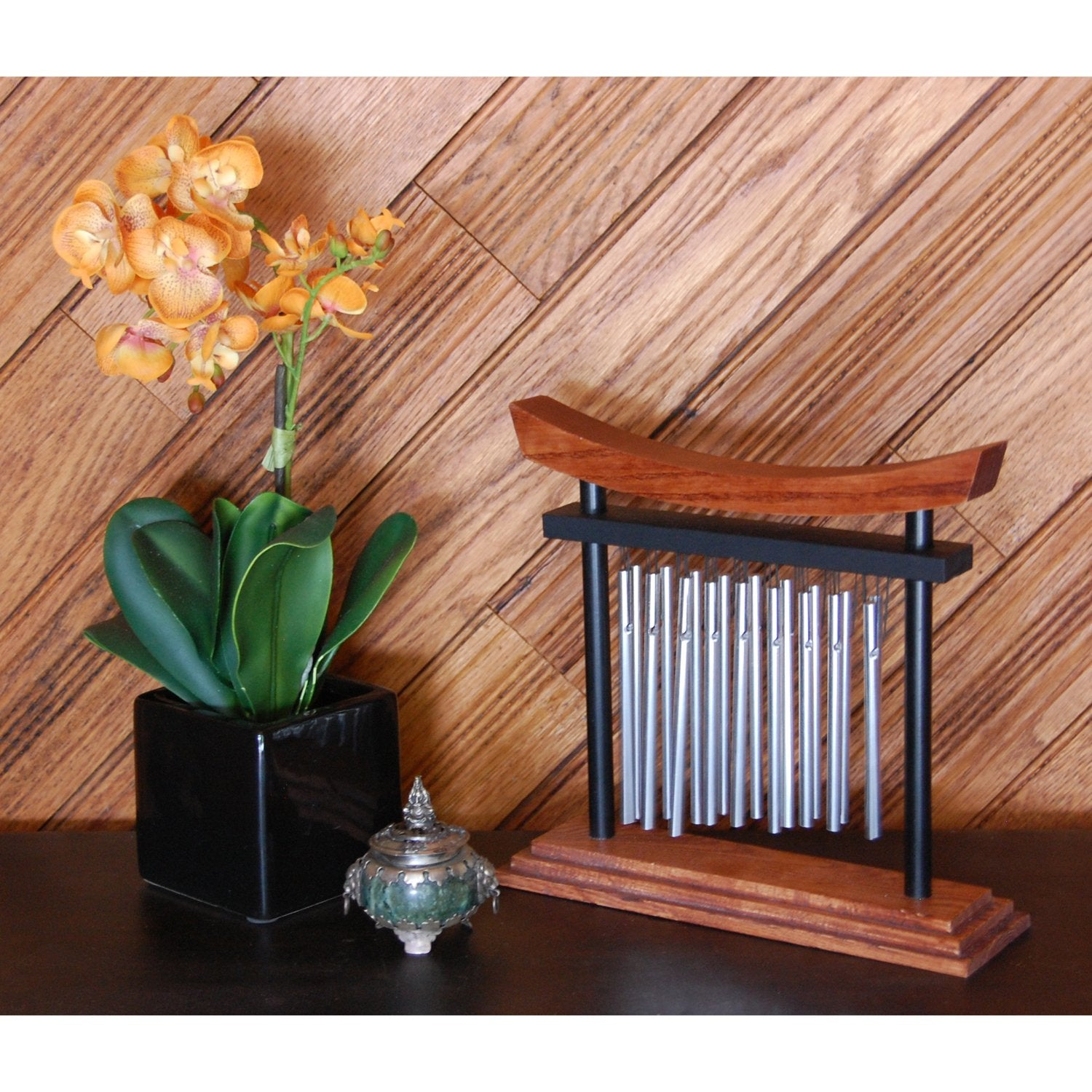 Tranquility Table Chime - Chi lifestyle image