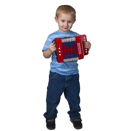 Woodstock Kid's Accordion product box