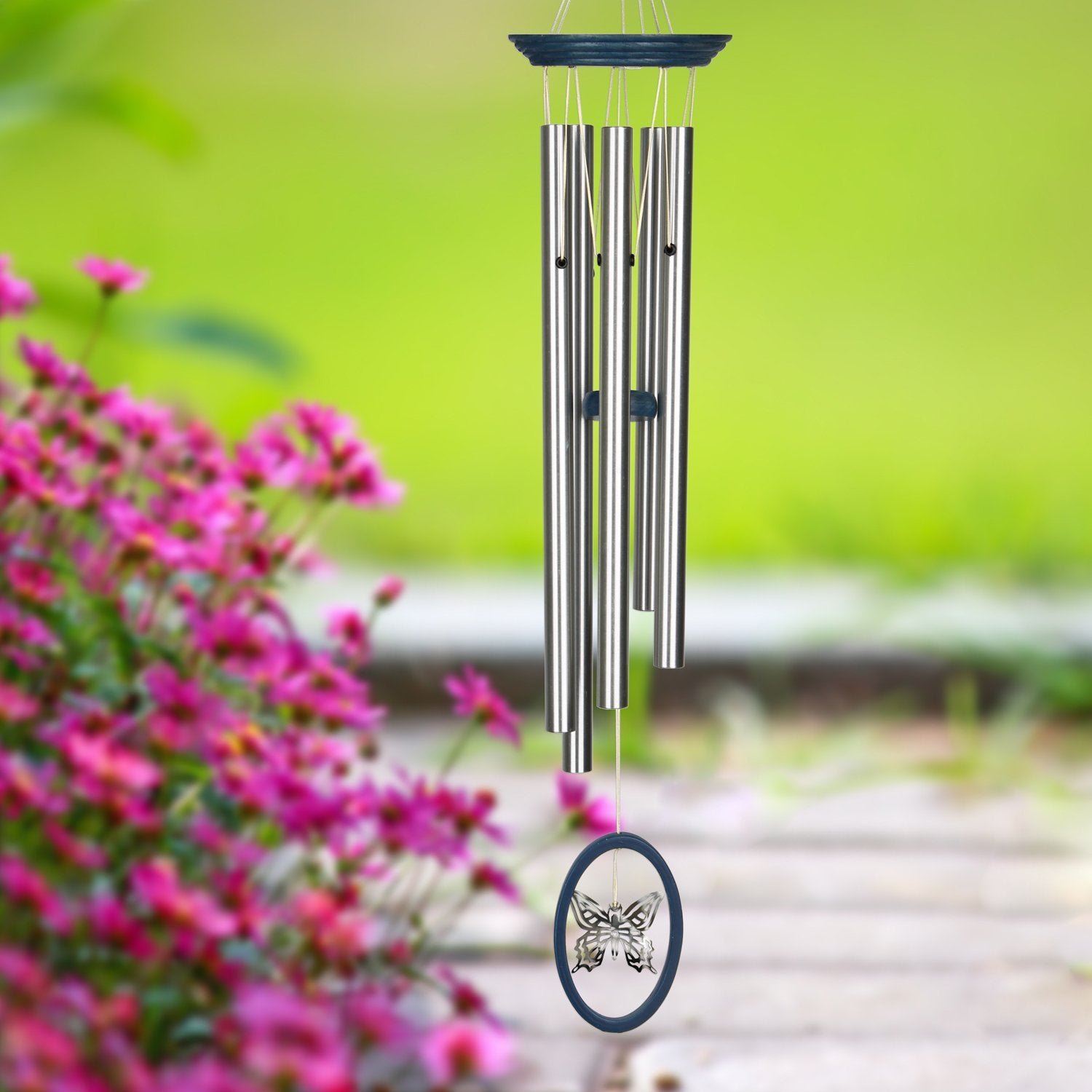 Wind Fantasy Chime - Butterfly lifestyle image