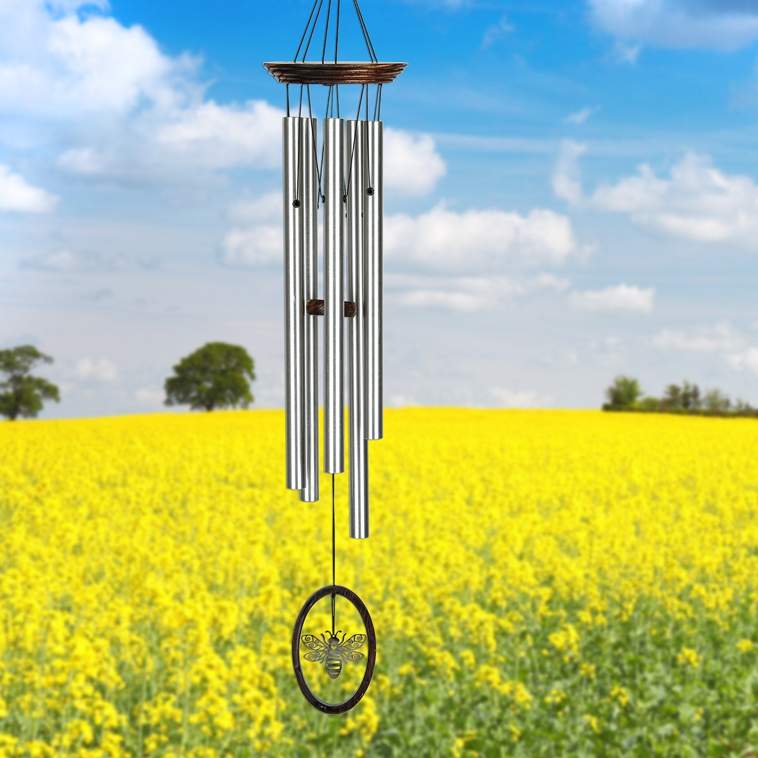 Wind Fantasy Chime - Bumble Bee lifestyle image