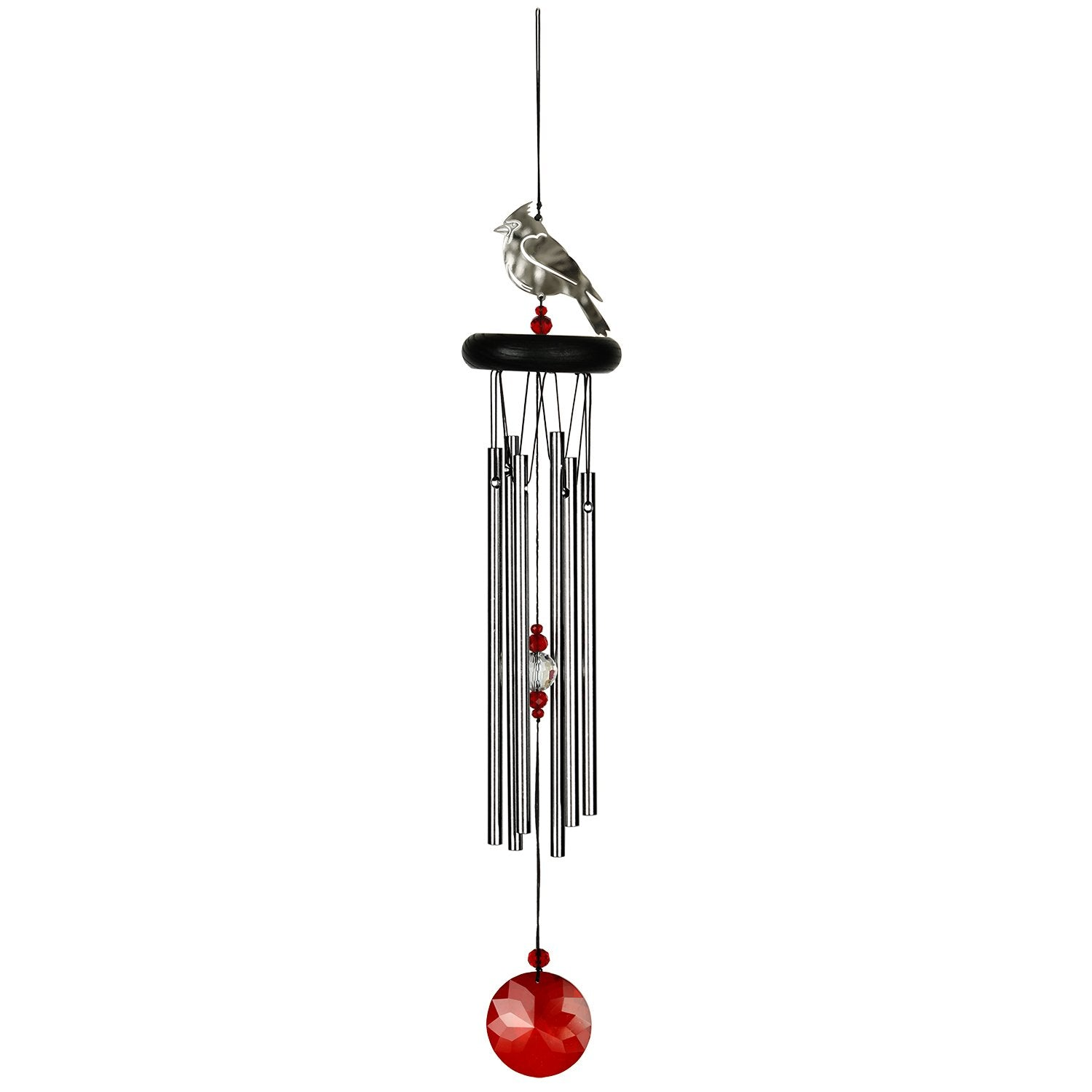 Crystal Cardinal Chime full product image