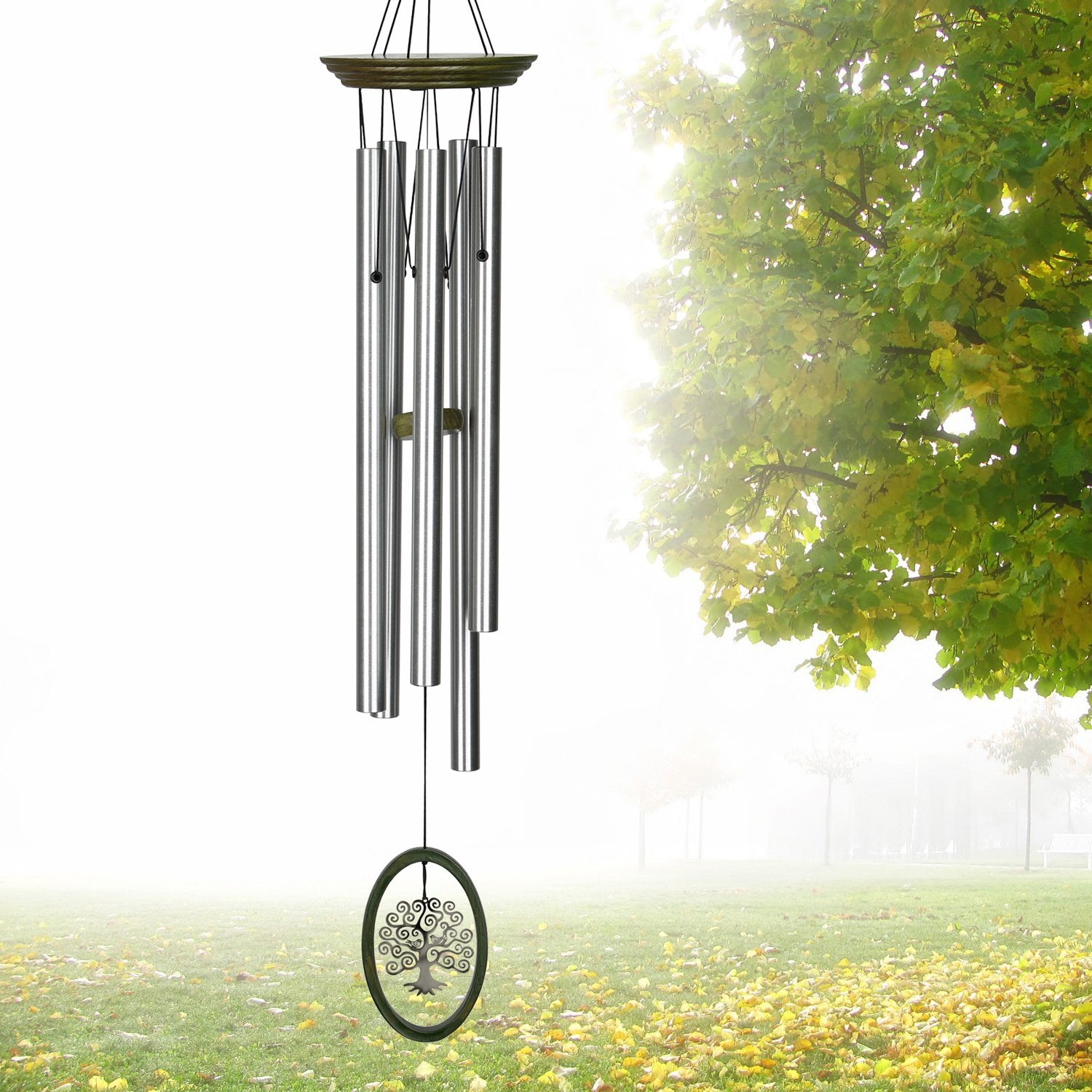 Wind Fantasy Chime - Tree of Life lifestyle image