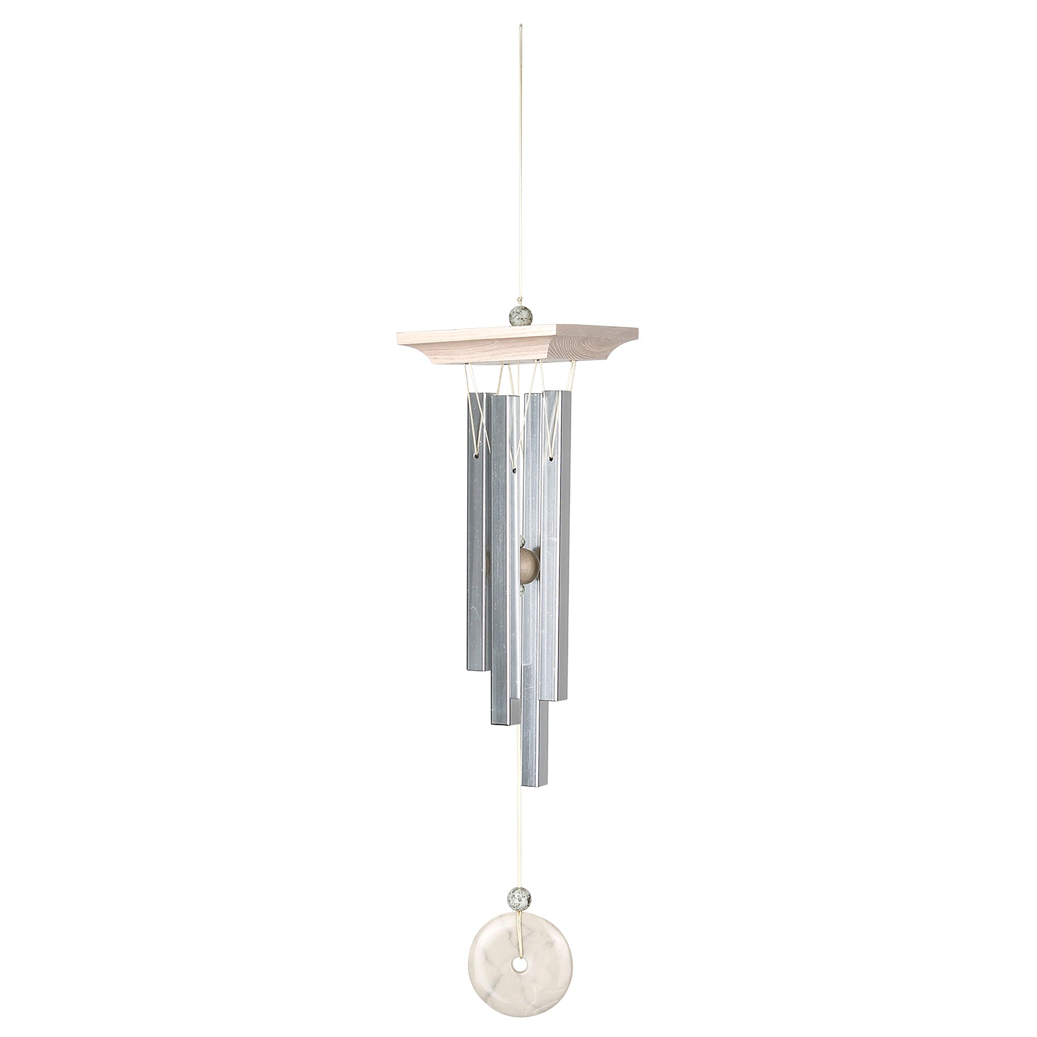 White Marble Chime full product image