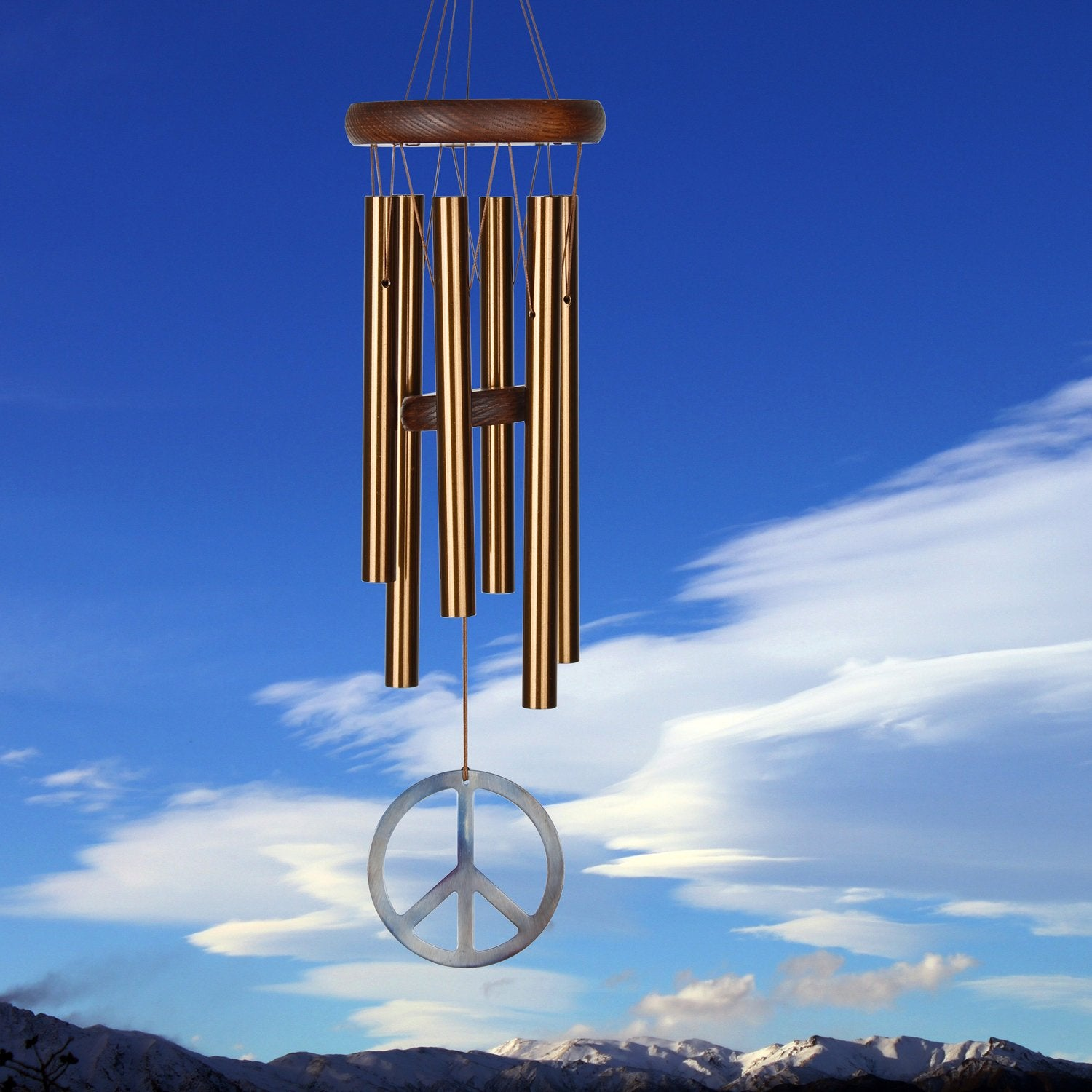 Peace Chime lifestyle image