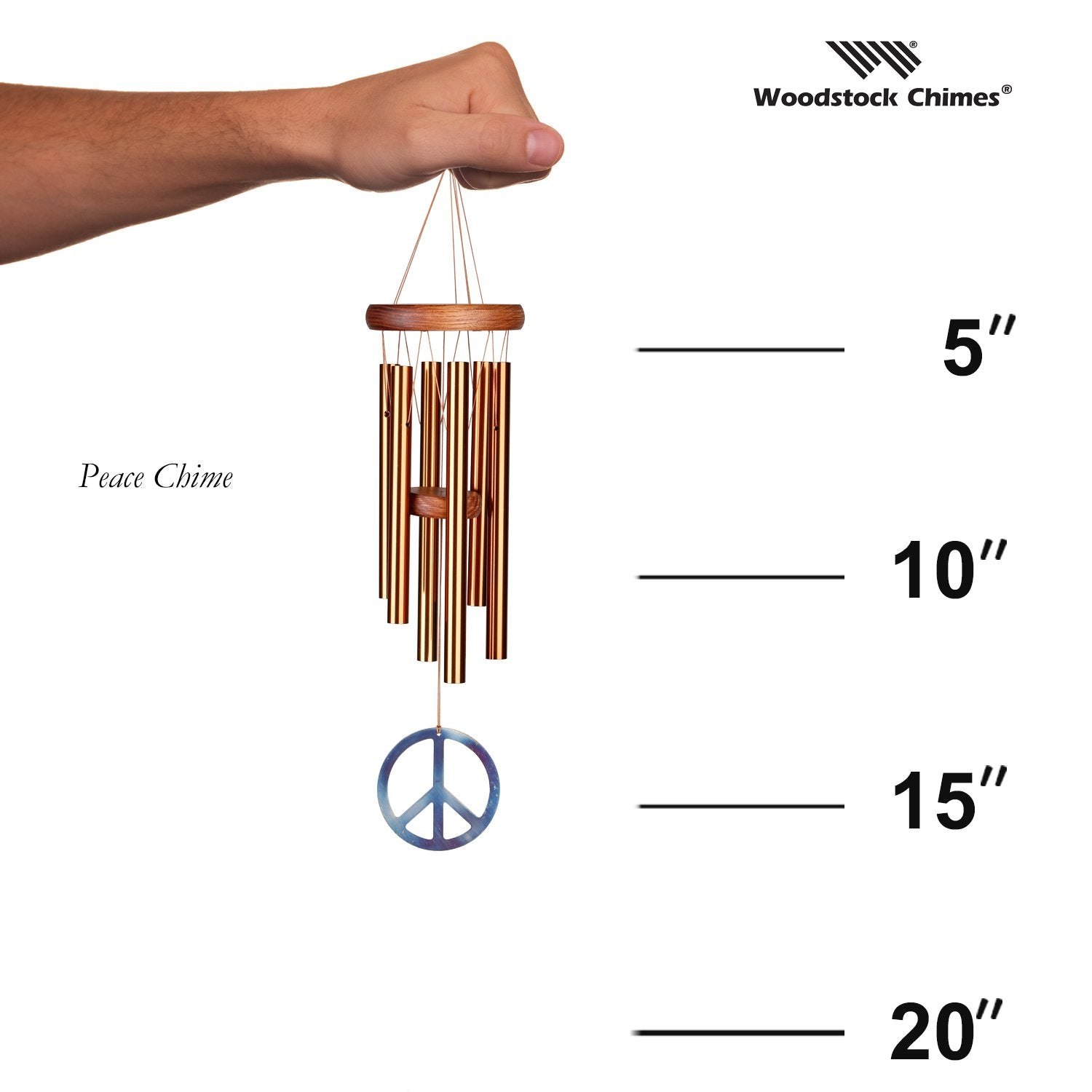 Peace Chime proportion image