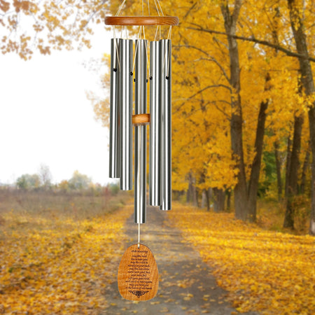 Reflections Chime - Irish Blessing musical scale
