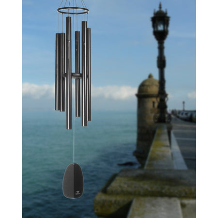 Windsinger Chimes of Athena - Black musical scale