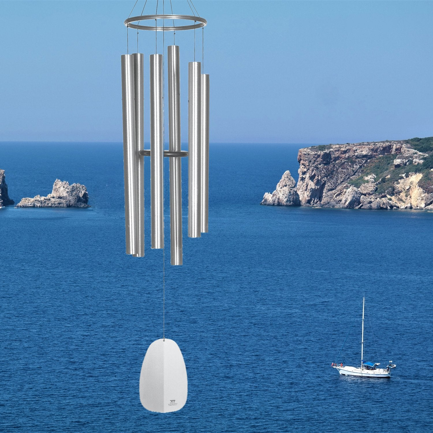 Windsinger Chimes of Apollo - Silver lifestyle image