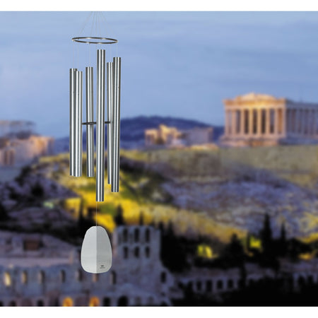 Windsinger Chimes of King David - Silver musical scale