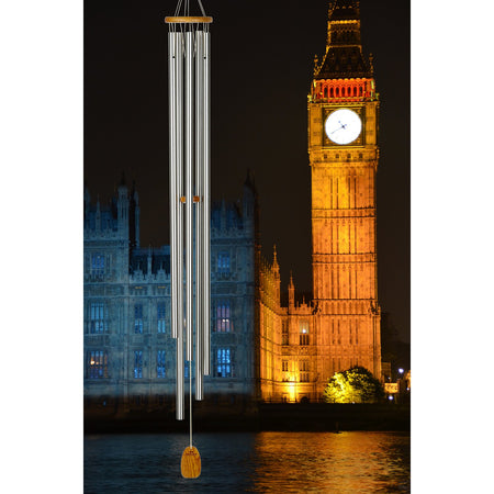 Windsinger Chimes of Westminster musical scale