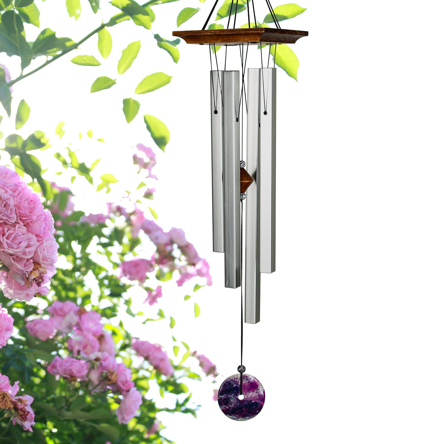 Amethyst Chime - Medium lifestyle image