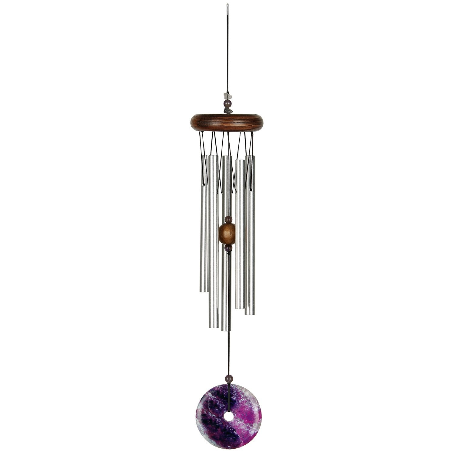 Woodstock Amethyst Chime - Petite full product image
