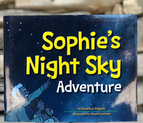 Sophies Night Sky Adventure