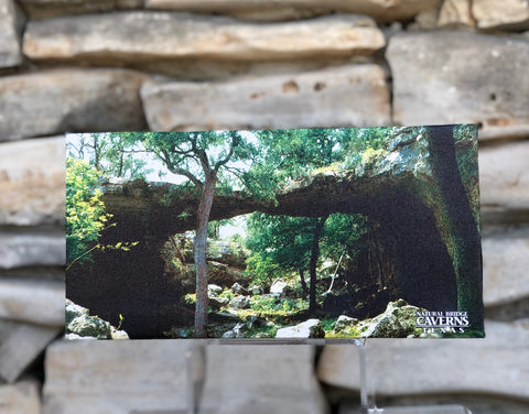 Natural Bridge Canvas