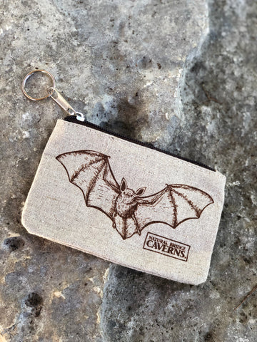 Bat Coin Purse