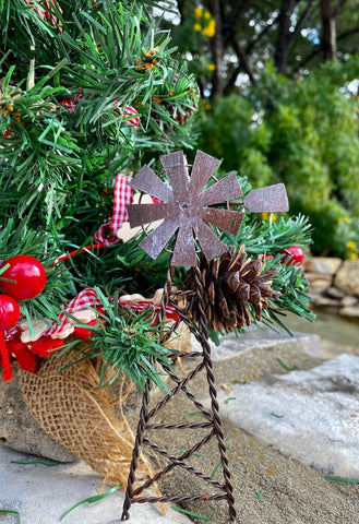 Windmill Ornament