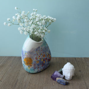 Colorful Pod Vase