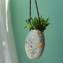 Load image into Gallery viewer, Teeny Hanging Planter